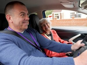 Supportive Case Study Volunteer Driver