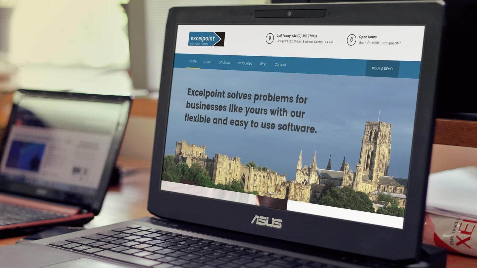 Excelpoint New Website