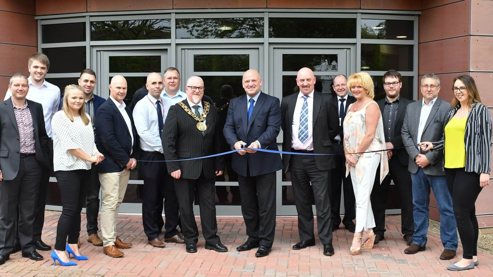 Excelpoint Aycliffe Business Park Office Warming Event Is A Success